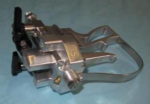 FUTURA FT3 - Pistola autopulente ridotta manutenzione per alta pressione